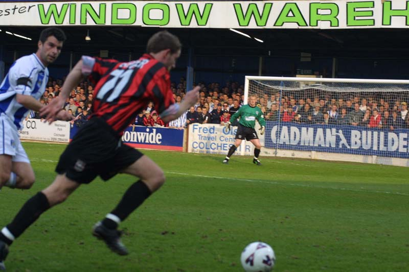 Colchester Game 30 March 2002