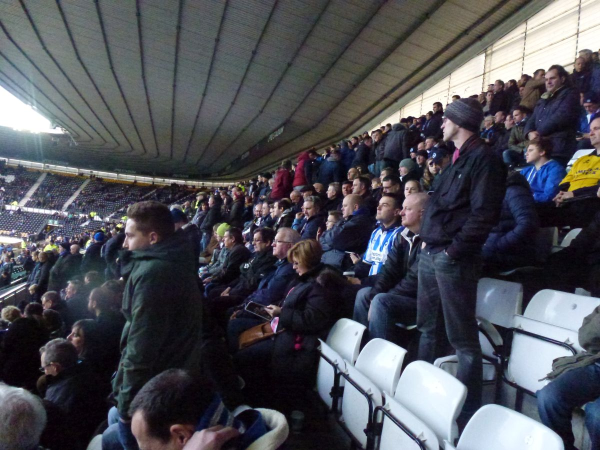 Derby County Game 18 January 2014 Image number 011