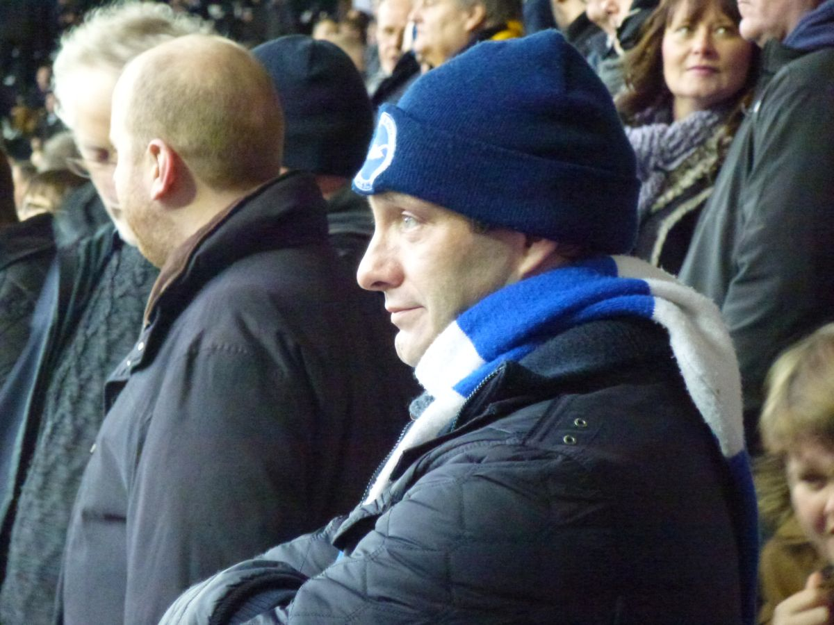 Derby County Game 18 January 2014 Image number 022