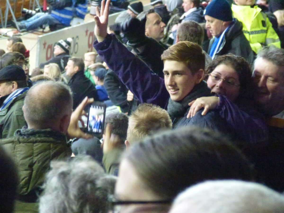 Derby County Game 18 January 2014 Image number 023