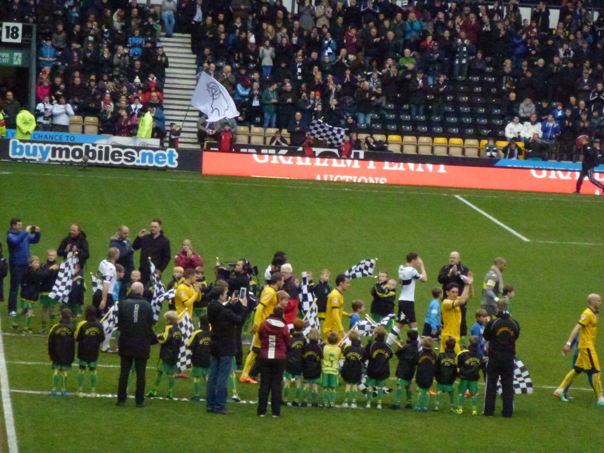 Derby County Game 18 January 2014 Image number 025