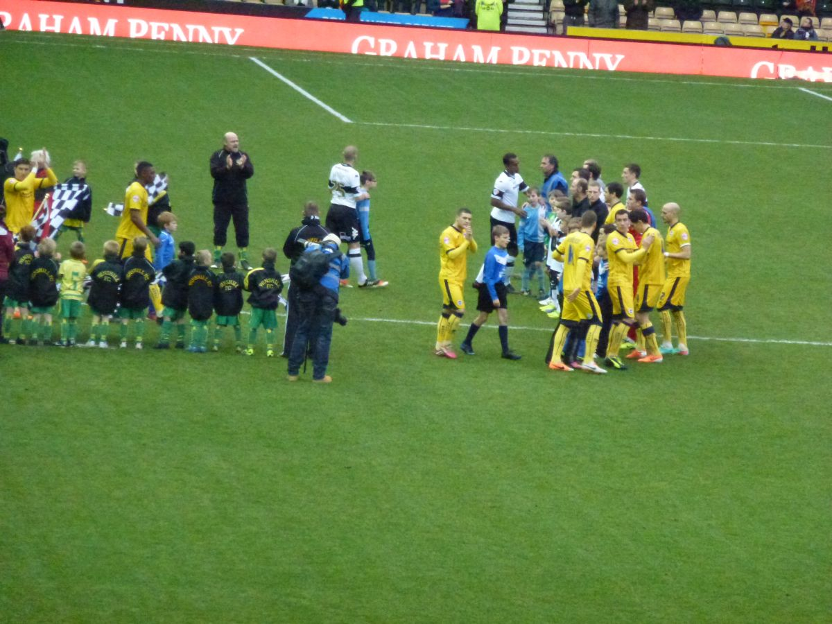 Derby County Game 18 January 2014 Image number 026