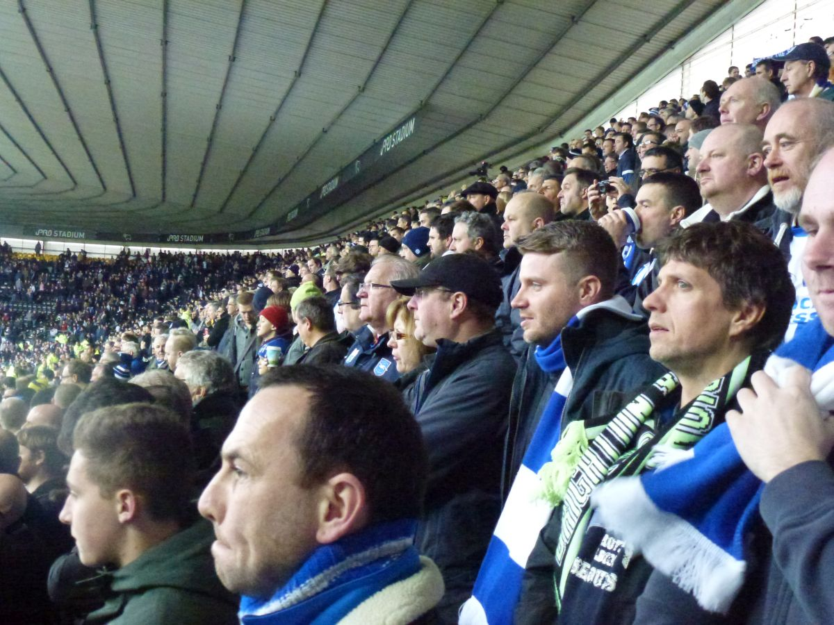 Derby County Game 18 January 2014 Image number 027