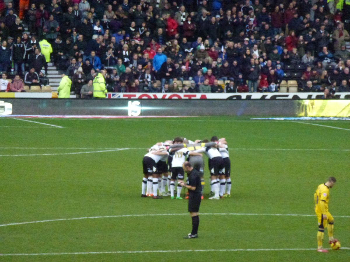 Derby County Game 18 January 2014 Image number 031