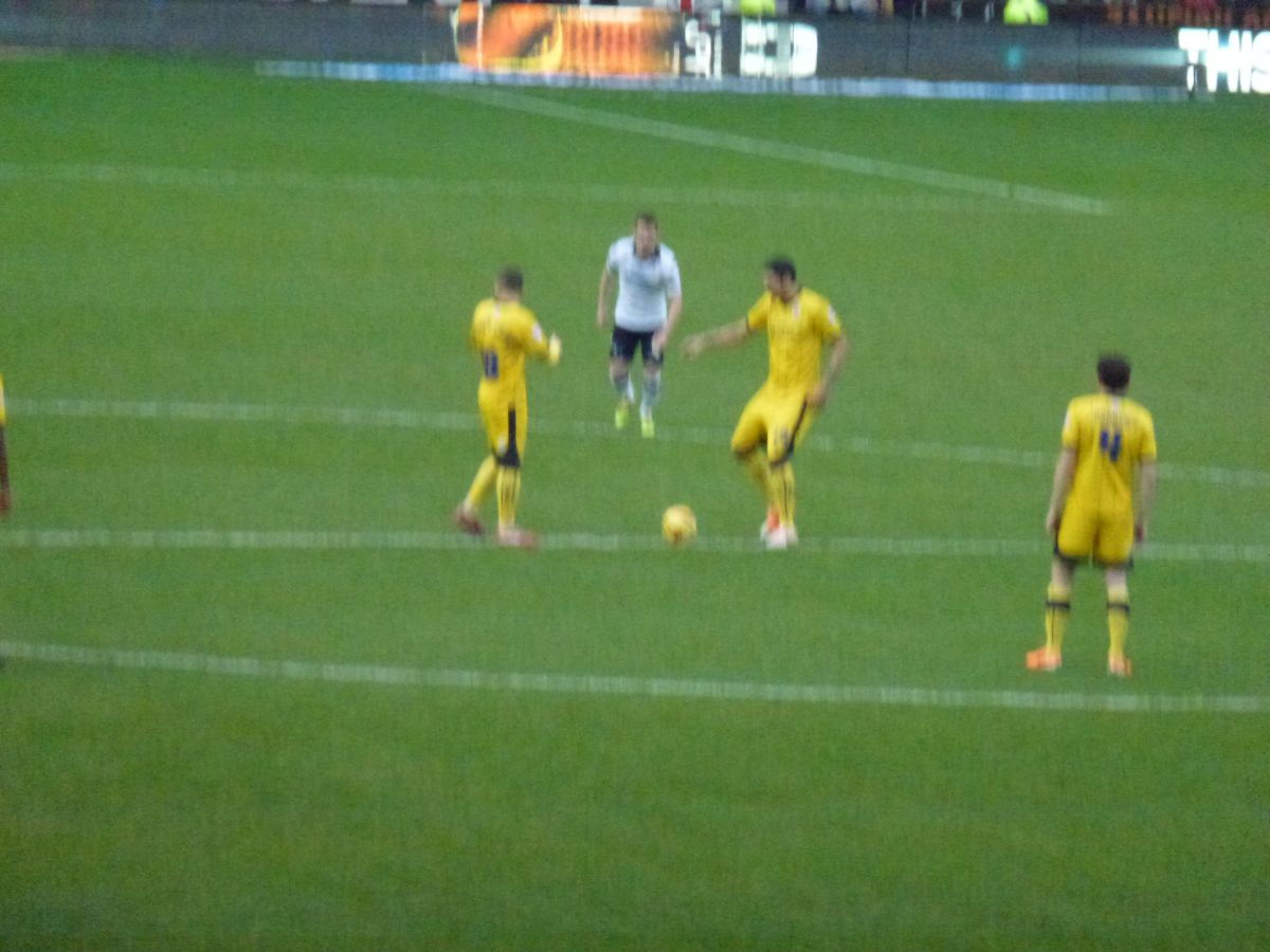 Derby County Game 18 January 2014 Image number 032