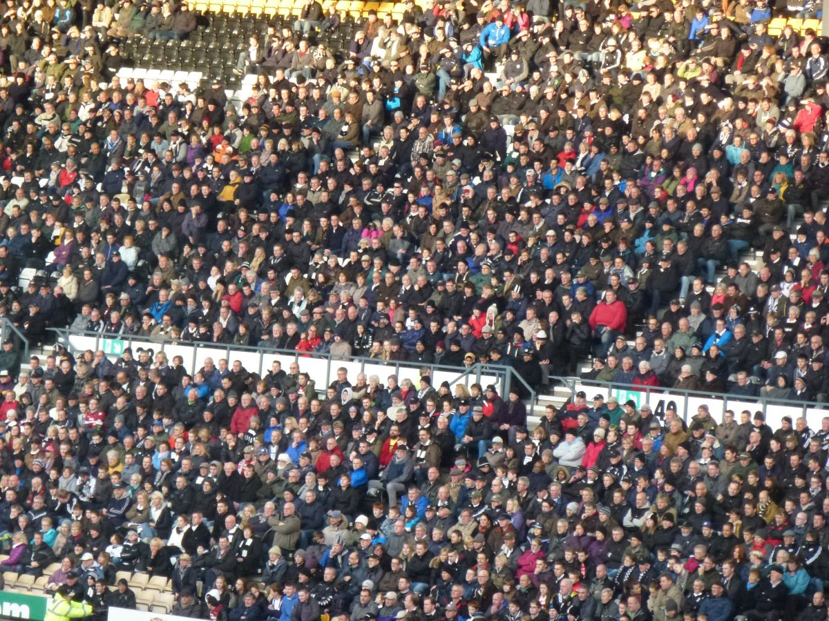 Derby County Game 18 January 2014 Image number 038