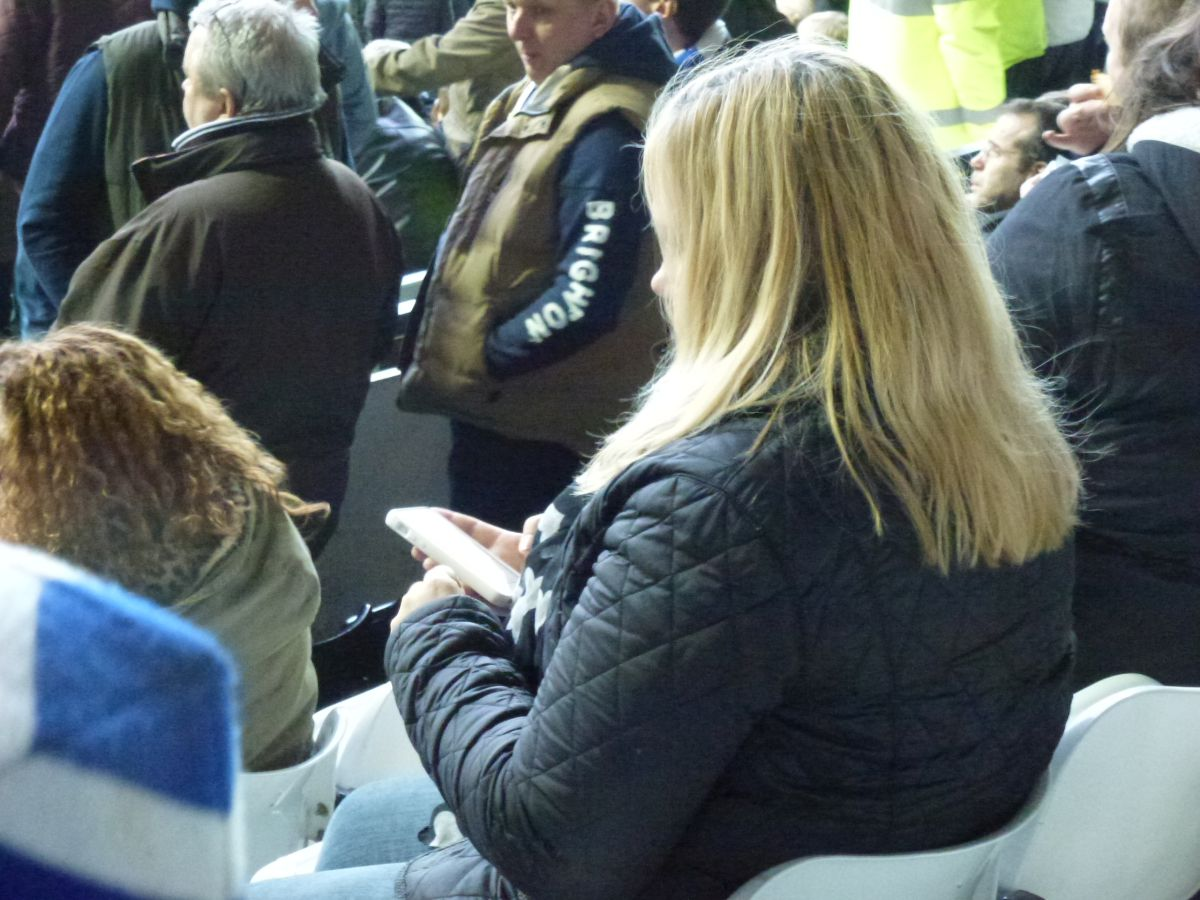 Derby County Game 18 January 2014 Image number 049