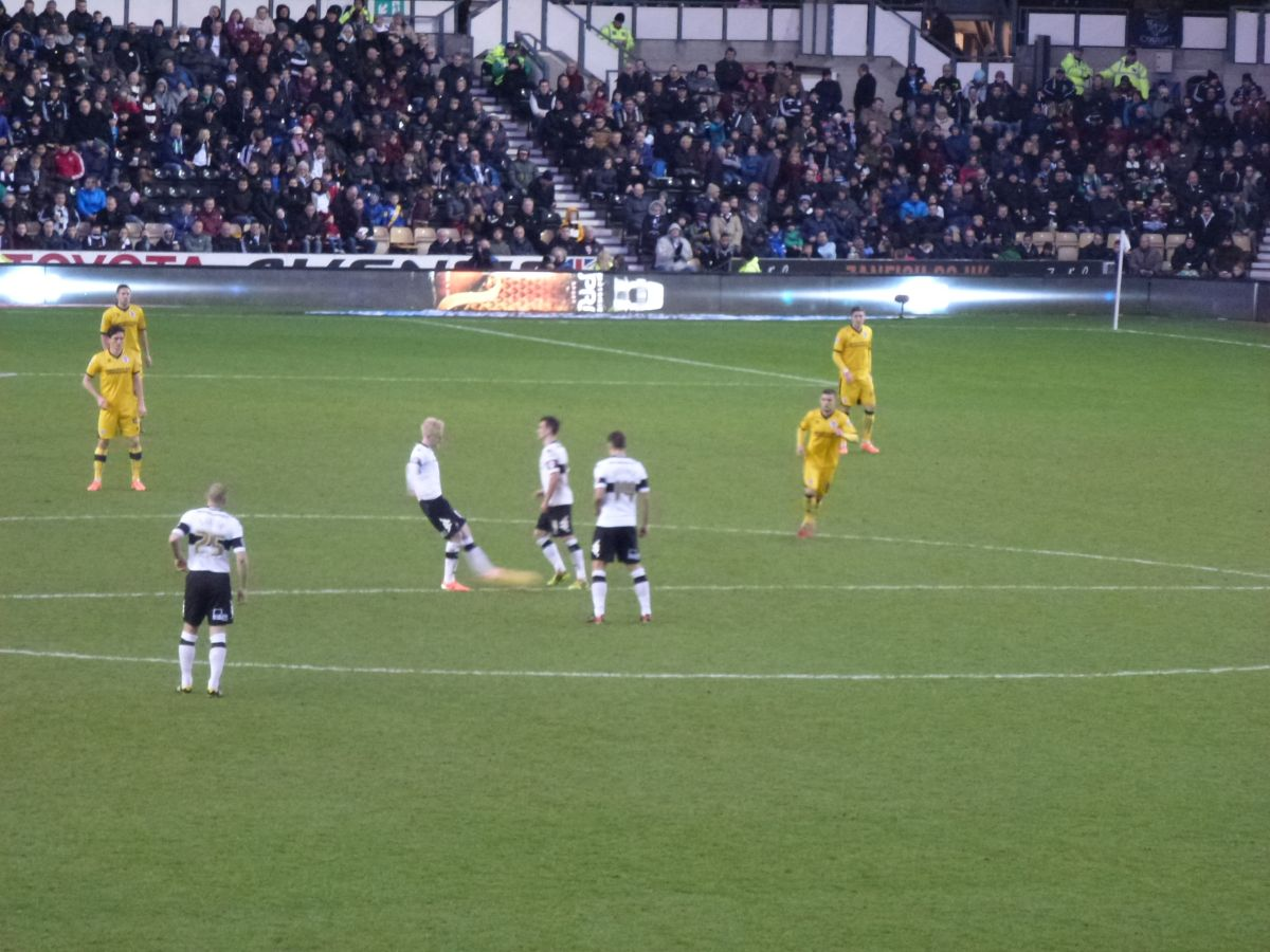 Derby County Game 18 January 2014 Image number 051