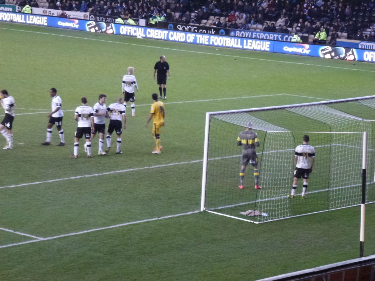 Derby County Game 18 January 2014 Image number 053