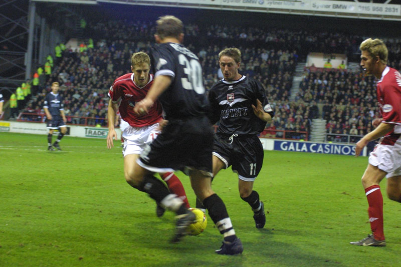Forest Game 27 November 2002