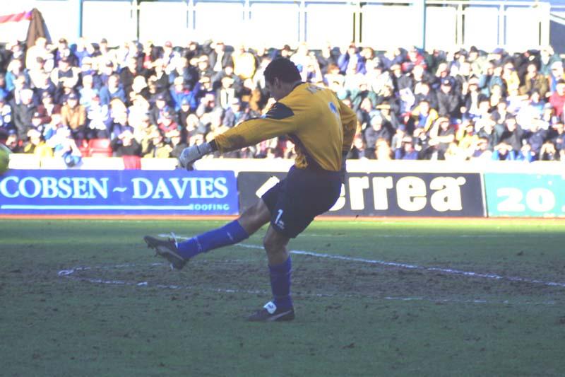 Huddersfield Game 16 February 2002