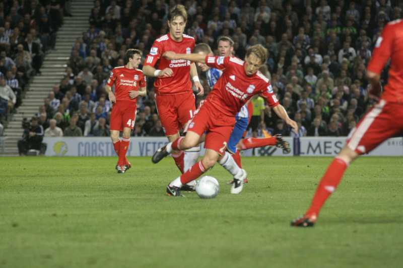 Liverpool Game 21 Spetember 2011