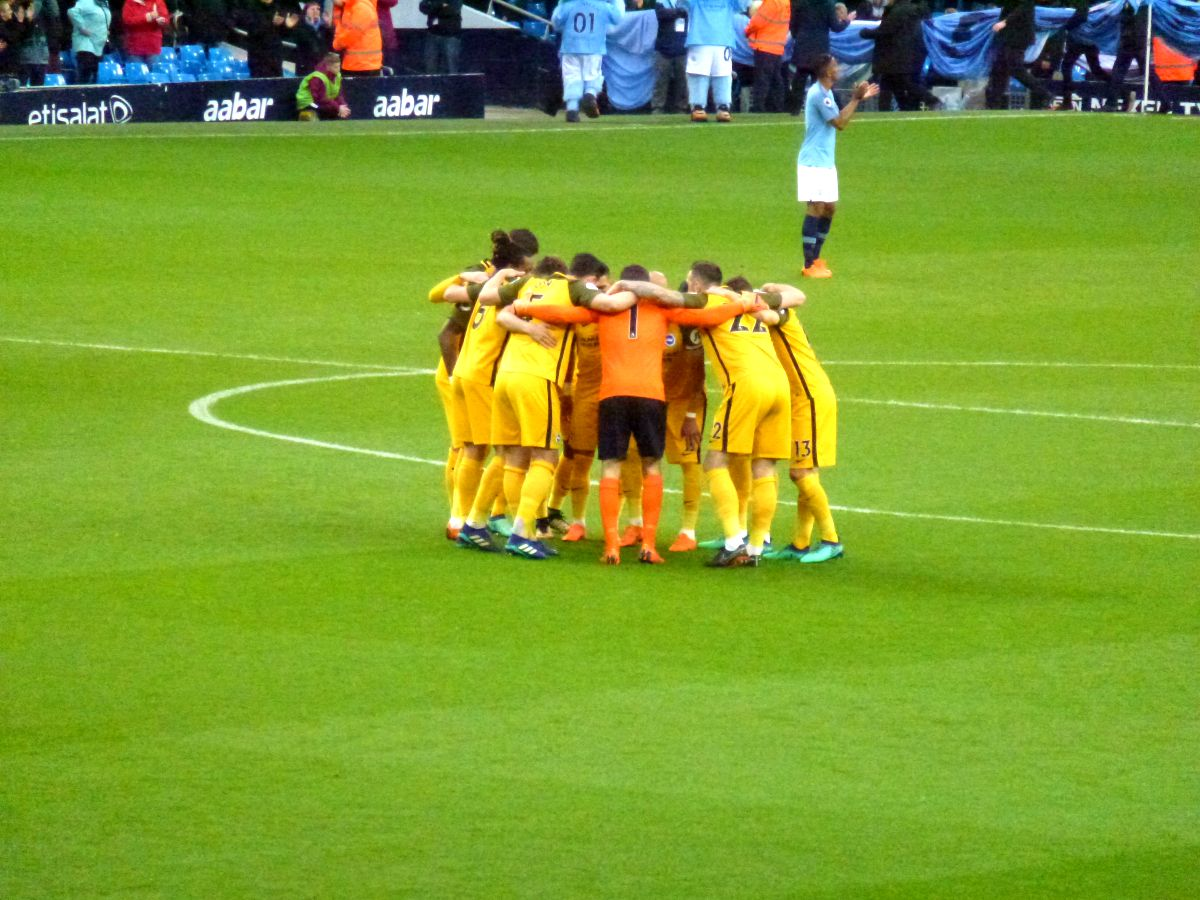 Manchester City Game 05 May 2018 image 029
