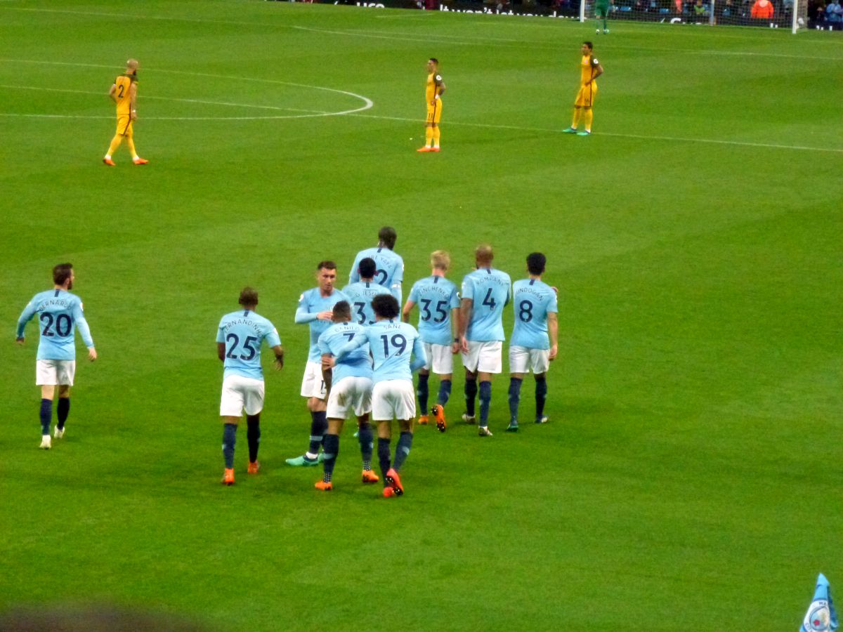 Manchester City Game 05 May 2018 image 031