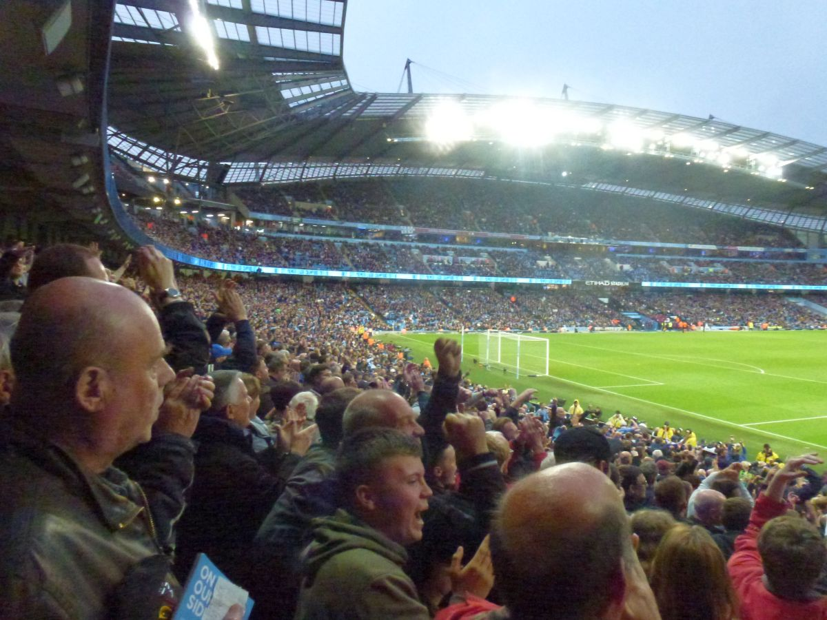 Manchester City Game 05 May 2018 image 033