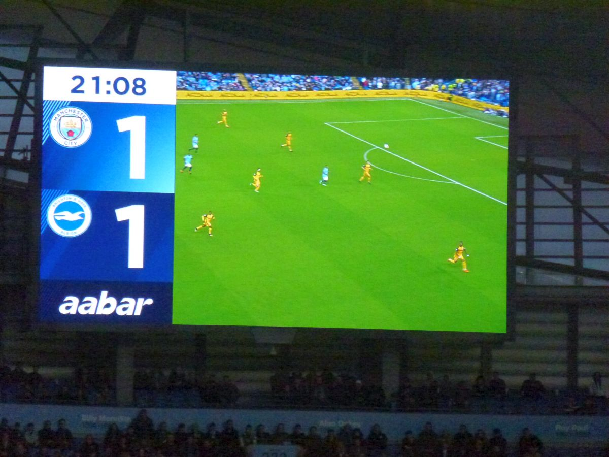 Manchester City Game 05 May 2018 image 037