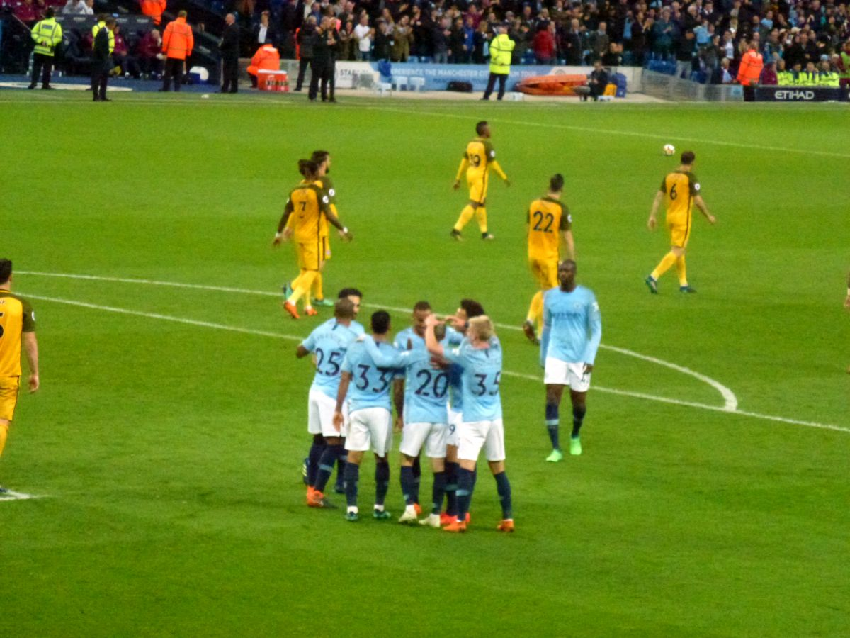 Manchester City Game 05 May 2018 image 038