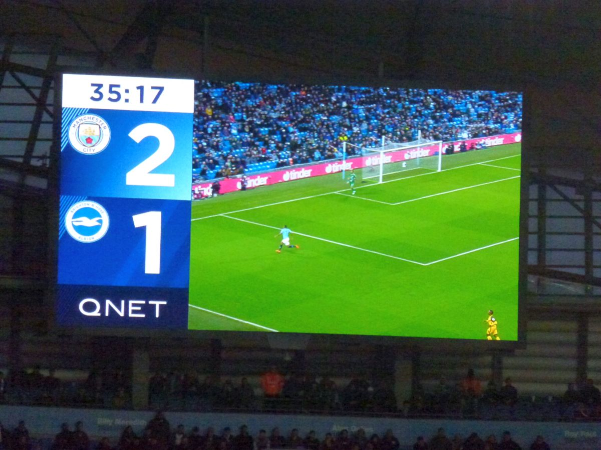 Manchester City Game 05 May 2018 image 041