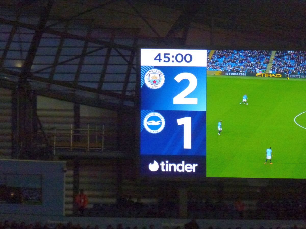 Manchester City Game 05 May 2018 image 042