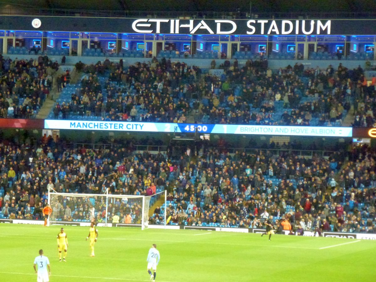 Manchester City Game 05 May 2018 image 043