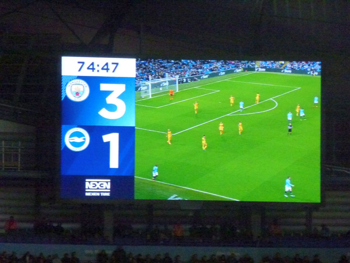 Manchester City Game 05 May 2018 image 044