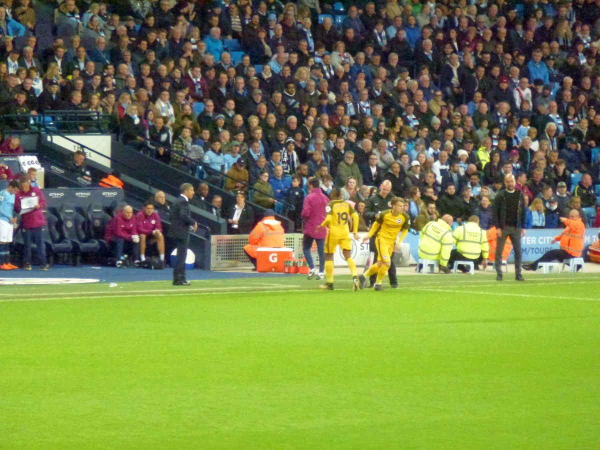 Manchester City Game 05 May 2018 image 045