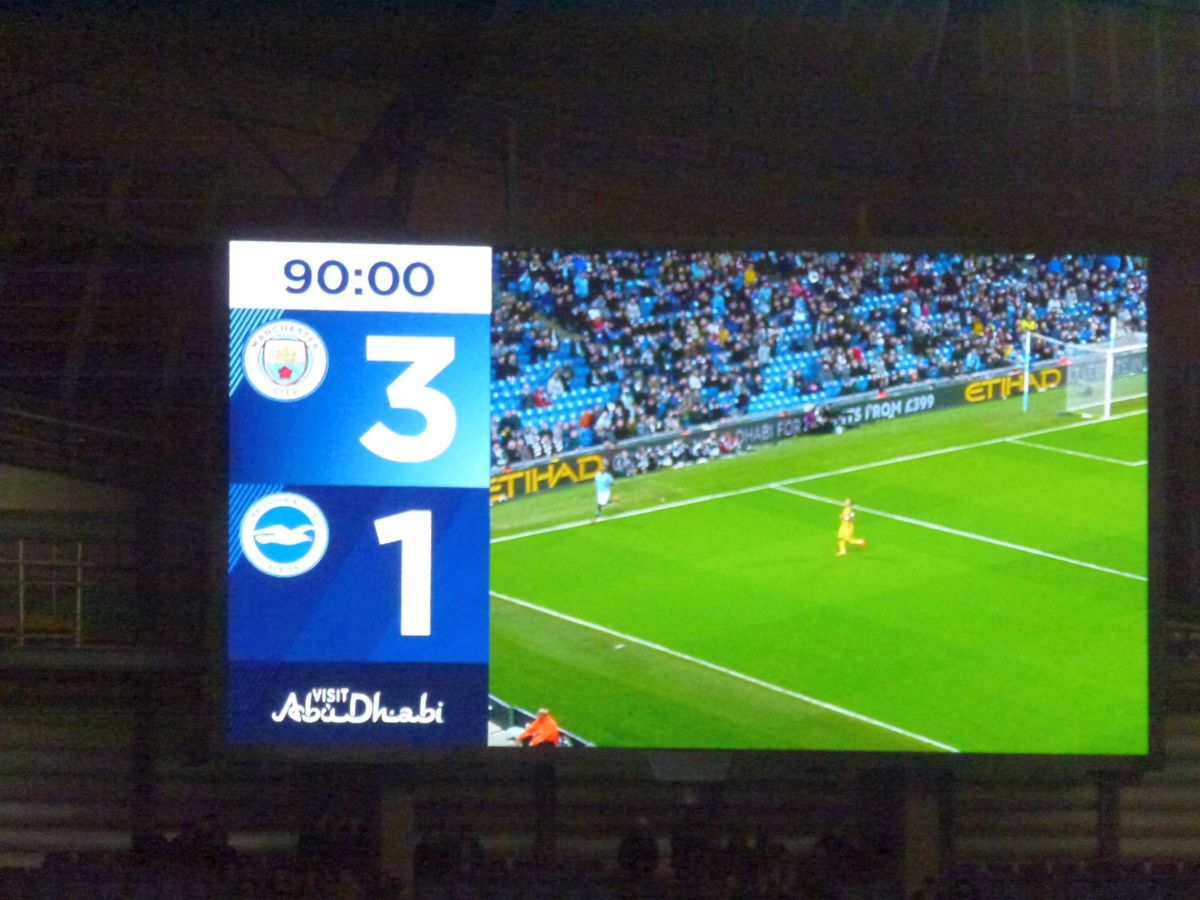 Manchester City Game 05 May 2018 image 046