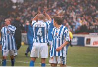 01011-32, Cullip applauds the fans