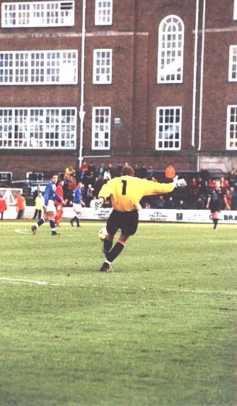 ??, Shrewsbury Game 28 November 1998