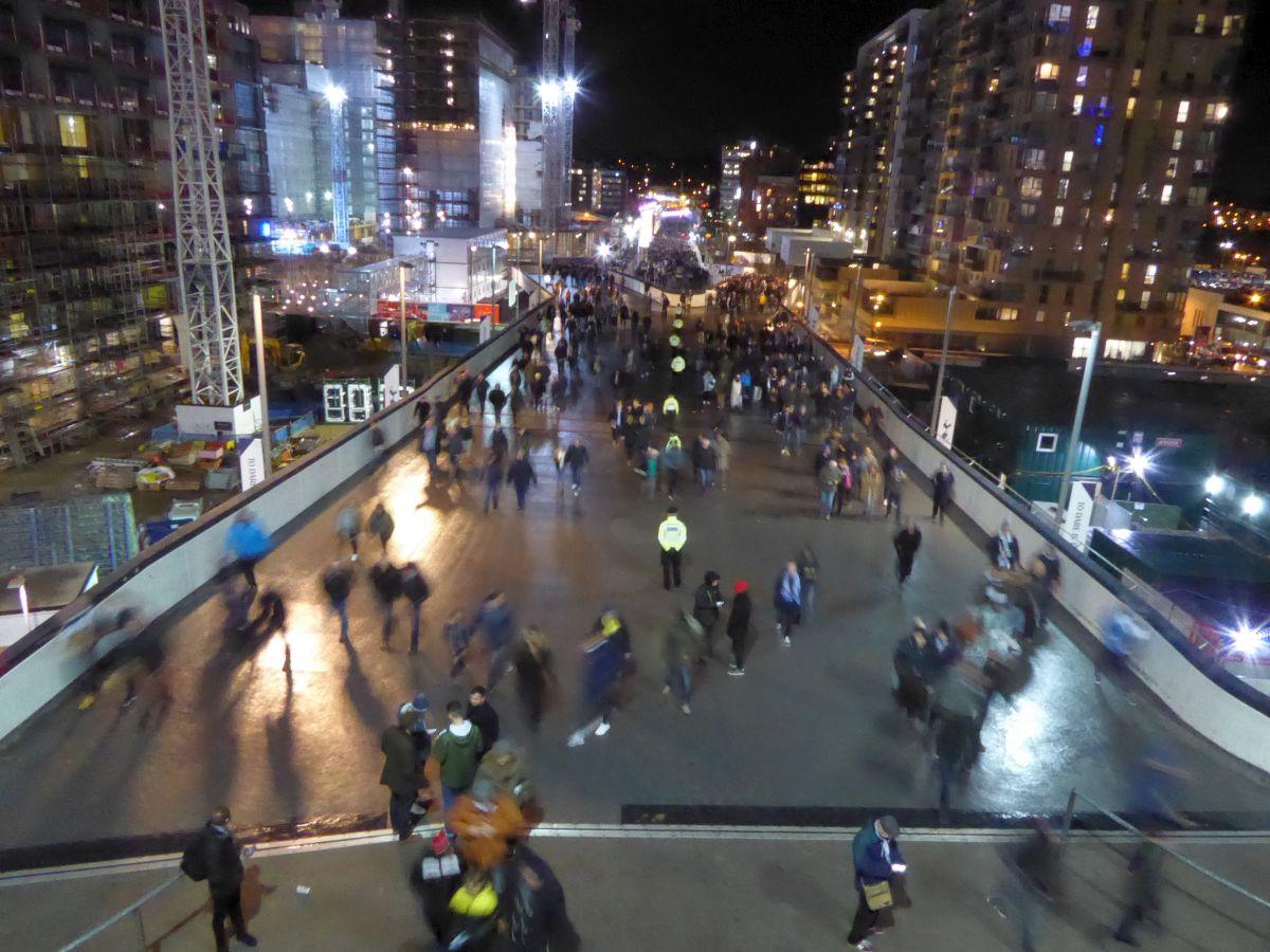 Tottenham Hotspurs (Spurs) Game 13 December 2017 image 007