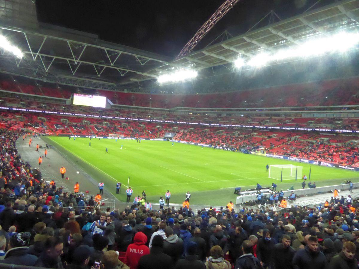 Tottenham Hotspurs (Spurs) Game 13 December 2017 image 013