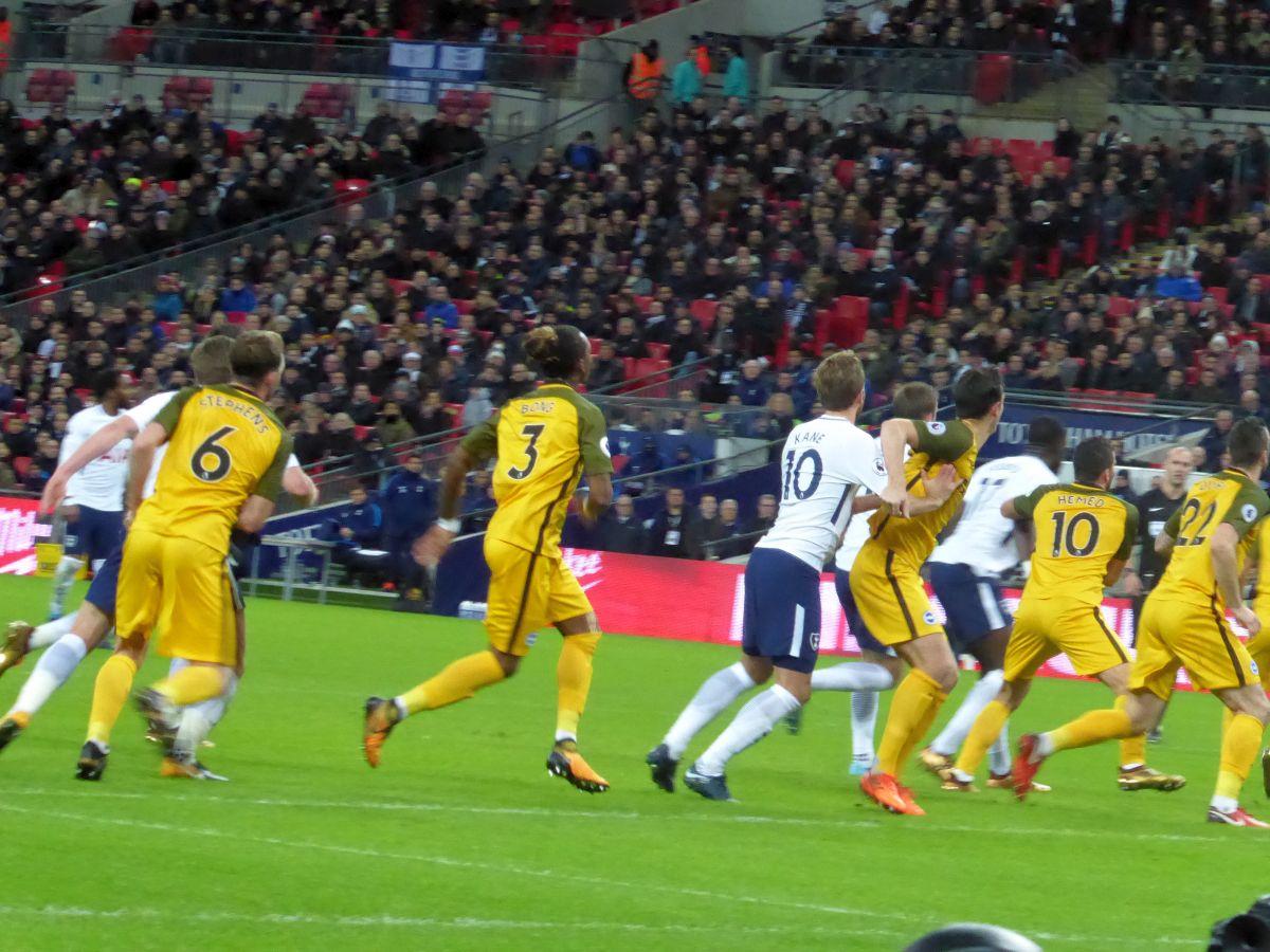 Tottenham Hotspurs (Spurs) Game 13 December 2017 image 022