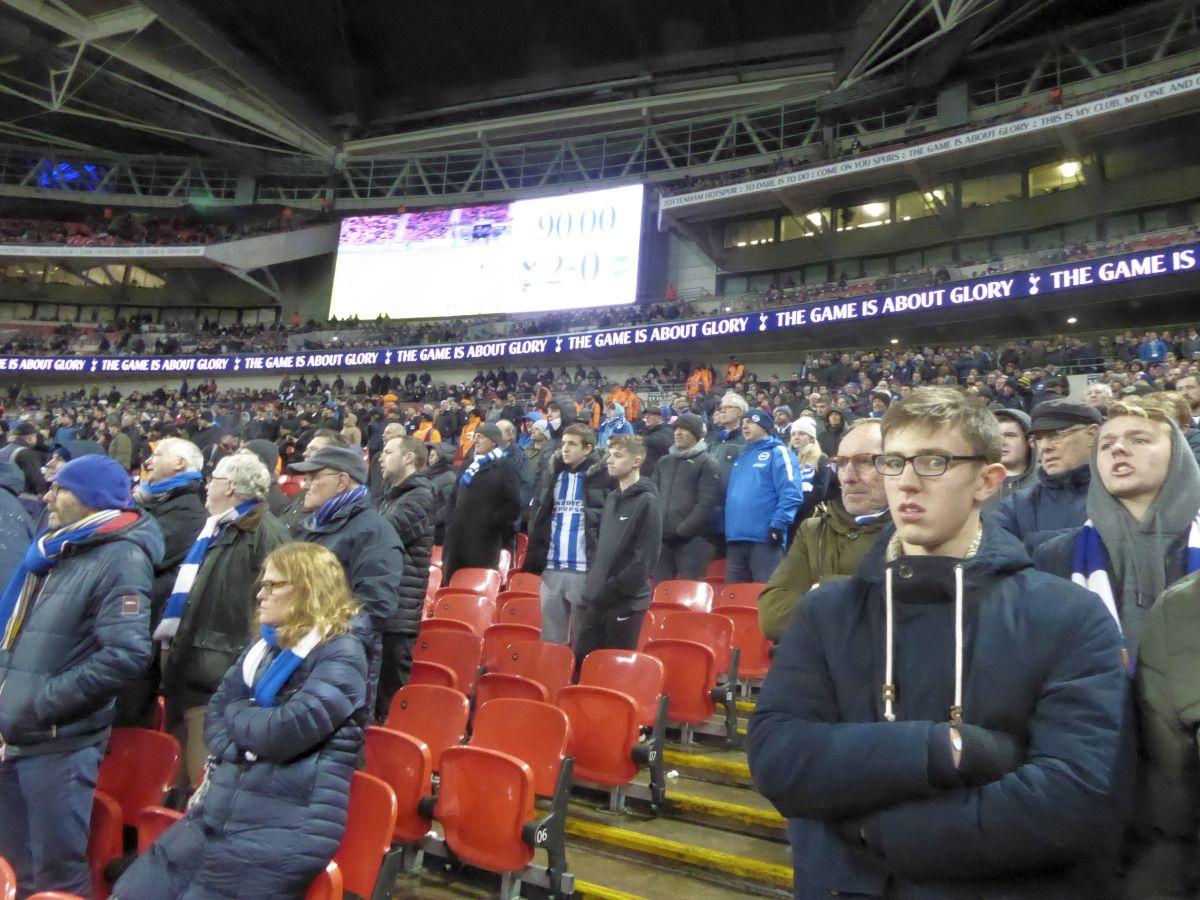 Tottenham Hotspurs (Spurs) Game 13 December 2017 image 033