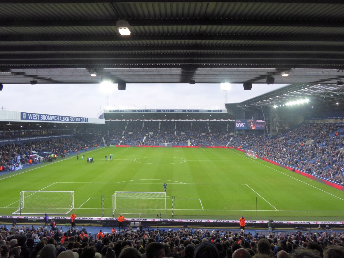 West Bromwich Albiom Game 13 January 2018 image 006