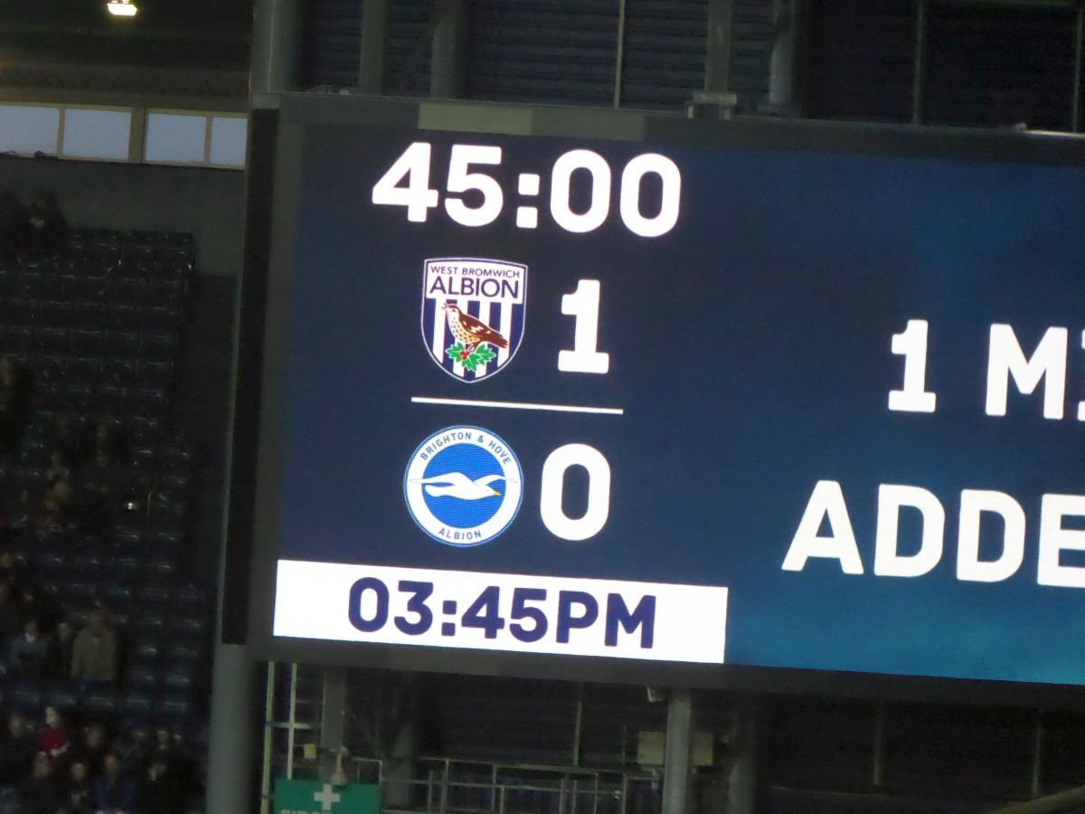 West Bromwich Albiom Game 13 January 2018 image 019