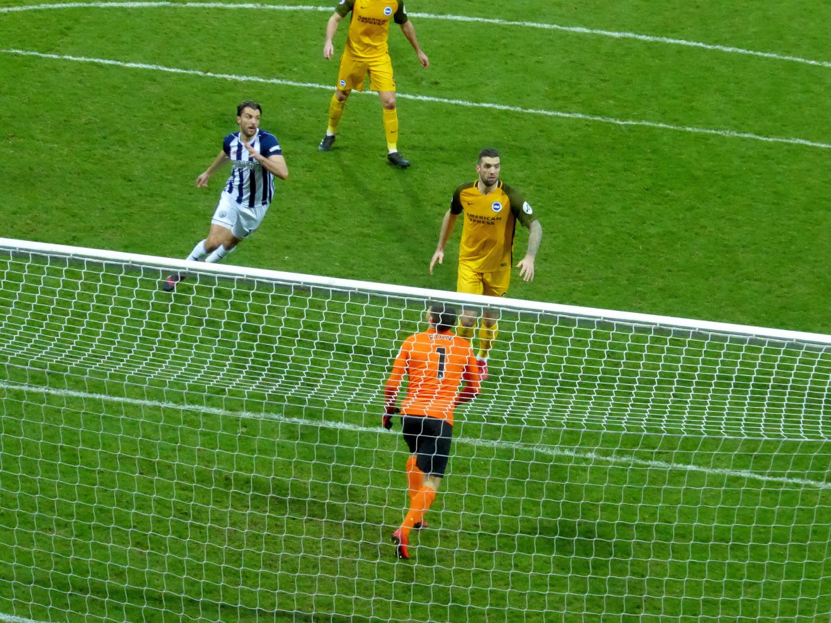 West Bromwich Albiom Game 13 January 2018 image 020