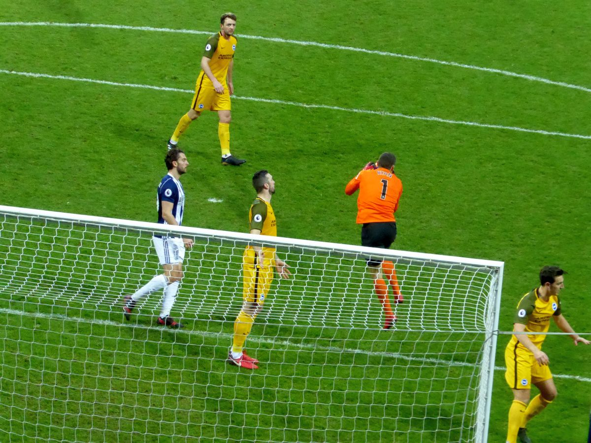 West Bromwich Albiom Game 13 January 2018 image 022